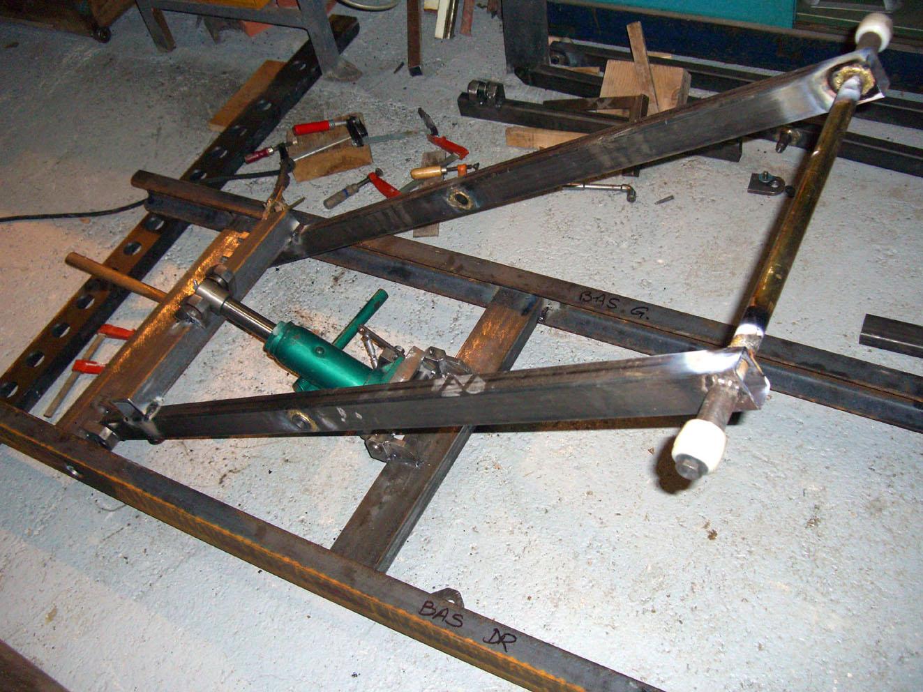Fabriquer Une Table Elevatrice Moto Table Elevatrice Moto Largeur 55 Cm Forums Probl Mes Et